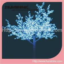 Outdoor Lighted Trees Outdoor Decorative Lighted Trees And Flowers From China