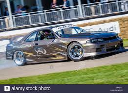 nissan drift cars nissan skyline r33 drift car with driver martin richards at the