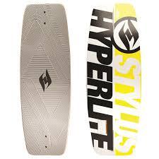 hyperlite stylus wakeskate board evo