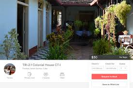 air bnb in cuba 5 airbnb cuba hosts manage half of the island s inventory skift