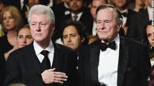 George Bush Cabinet George H W Bush On Bonding With Bill Clinton U2013 Cnn Political