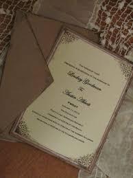 Shabby Chic Wedding Invitations by 96 Best Handmade Wedding Invitations Images On Pinterest