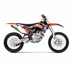 aomc mx ktm orange brigade graphic kit sxf xcf 2016