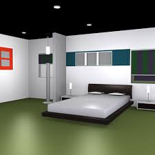 3d Bedroom Designs 3d Bedroom Design Home Interior Design Ideas