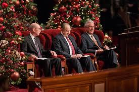 2015 first presidency u0027s christmas devotional youtube