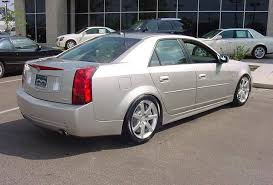 lowered cadillac cts lowering springs page 2