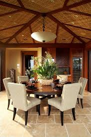 beautiful tropical dining room sets photos home design ideas