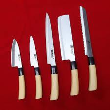 pcs set kitchen chef knife knives deba strainless steel sashimi pcs set kitchen chef knife knives deba strainless steel sashimi suhi cutlery ebay