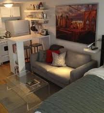 Clever Ways To Make The Most Out Of A Studio Apartment Small - Efficiency apartment designs