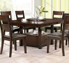 dining room splendid dinette tables glass table and chairs round