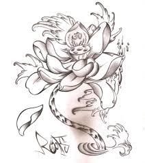 100 japanese lotus flower tattoo 50 incredible lotus flower