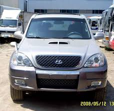 south korea hyundai terracan south korea hyundai terracan