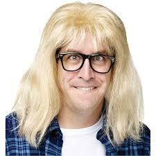 Garth Halloween Costume Amazon Snl Garth Algar Wig Glasses Accessory Kit Clothing