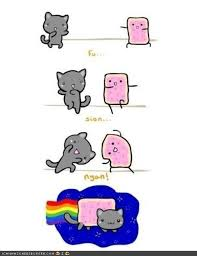 Scribblenauts Memes - remember nyan cat viewed 96 million times someone s using it