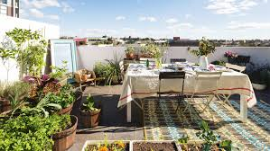 rooftop garden ideas home decor color trends beautiful at rooftop