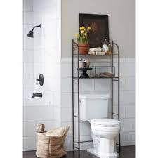 Bathroom Storage Target by Target Home Oil Rubbed Metal Over Toilet Space Saver Etagere