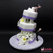 theme wedding cakes theme wedding cake with a surfing topper yeners way