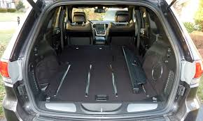 Honda Crv Interior Space 2014 Jeep Grand Cherokee Pros And Cons At Truedelta 2014 Jeep