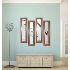 Wall Vanity Mirror Vanity Mirrors Wall Decor The Home Depot