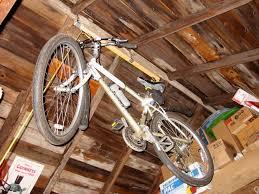 Bicycle Ceiling Hoist by Bicycle Hoist Or