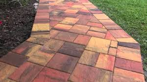 Brock Paver Base Installation by Tuscan Mortar Set Driveway Installation Cape Coral Fl Youtube