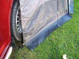 Ottawa Awning Vw Caddy Solar Camper Another Improvement To The Gelert Ottawa 4