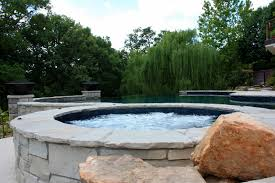 Landscape Lighting St Louis by Baker Pool Construction Of St Louis Custom Tubs U0026 Spas