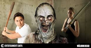 Walking Dead Halloween Costumes Takes Survive Walking Dead Halloween