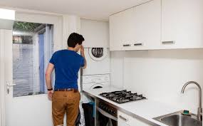 Washing Machine In Kitchen Design To Find The Right Spot For The Washing Machine