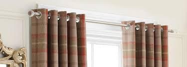 Curtain Pole Dunelm How To Hang Curtains Dunelm