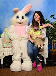 big easter bunny when your child hates the easter bunny bright on a budget