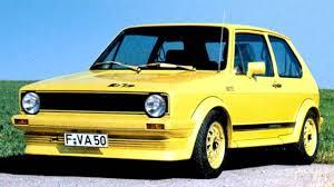 volkswagen hatchback 1980 bb volkswagen golf gti citrin typ 17 u00271980 youtube