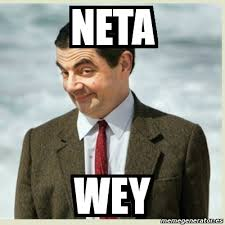 Neta Meme - meme mr bean neta wey 9037232