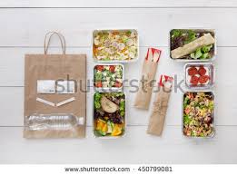 healthy food delivery take away diet stock photo 451552675
