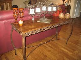 replace glass in coffee table with something else tutorial replacing a glass topped sofa table with a stained wooden