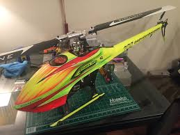 Goblin 700 Canopy by 700 Comp Xnova Motor Question And General Set Up S Helifreak