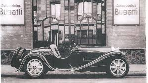 bugatti crash for sale pre war spectacle 1931 bugatti type 55 expected to auction for 5
