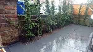 grey colour scheme path tile sandstone london chelsea fulham