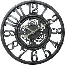 Designer Wall Clock 25 Industrial Wall Clock Designs Ideas Design Trends Premium