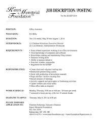 Resume For Summer Job by Job Description Templates U0026 Examples Free Print Calendar For All