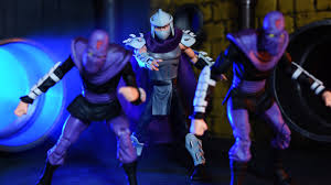 foot clan halloween costume nickalive neca unveils