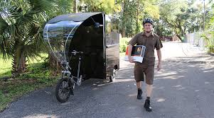 ups switching to three wheel deliveries in florida town
