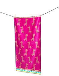 Marks And Spencer Kids Curtains Animal Print Kids Beach Towel M U0026s