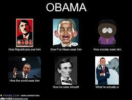 Poster Meme - obama perception posterizer meme motivational poster generator