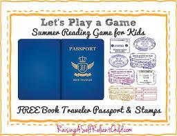 free children u0027s summer reading game bookland travel