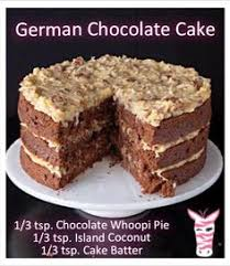 german chocolate cake recipe joyofbaking com make 1 5x the