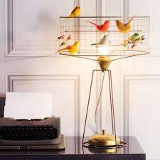 Bird String Lights by Volières Bird Cage Lamp Table Lamps Graham U0026 Green