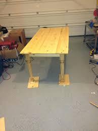 Unfinished Pedestal Table Door Oak Table Legs Unfinished Pedestal Table Legs Unfinished