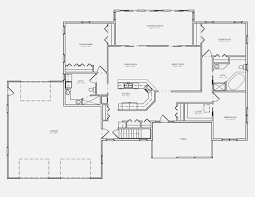 4 bedroom 1 story house plans 58 best of 1 story house plans house floor plans house floor plans