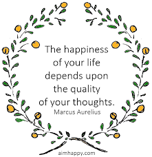 5 happy thoughts to make you feel better about